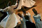 Sema - The Whirling Dervishs of Konya by Jens Helmstedt