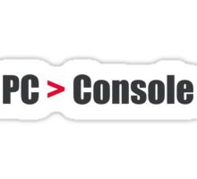 PC > Console Sticker