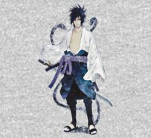 【3600+ views】NARUTO: Uchiha Sasuke by Ruo7in
