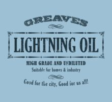 Greaves Lightning Oil by bluedog725