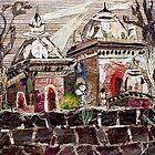 Vintage Temples by BasantSoni