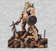 He-Man an 80's Legend by Gumley