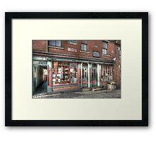 Bygone Days Framed Print