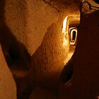Kaymakli Underground City by Jens Helmstedt