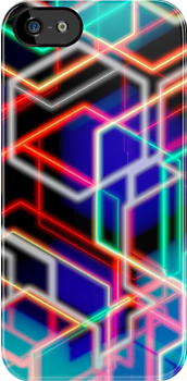 Geometry and Light iPhone Case by Brian Varcas