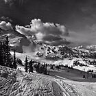 Top of Whistler by Yukondick