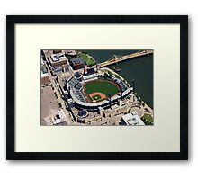 PNC Park: Pittsburgh, PA Framed Print