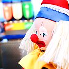 Clown by SGreville