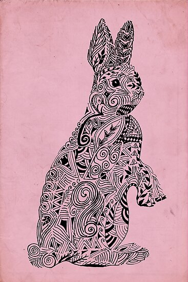 Rabbit_Pink by Kanika Mathur