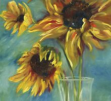 Sunflowers by ChrisBrandley