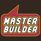 Master Builder by Bubble-Tees.com by Bubble-Tees