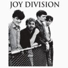 Joy Division  by alexmorgue