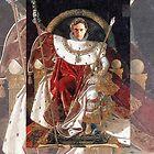 Emperor José Mourinho by Iconografia