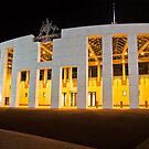 Parliament House by Werner Padarin