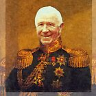 Sir Matt Busby by Iconografia
