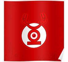 Red Lantern Poster