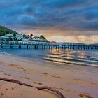 Chowder Bay Sunrise by Christina Brunton