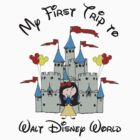 Snow White 1st first trip visit to Disney World PERSONALIZE IT ~BUBBLEMAIL ME FOR YOUR CUSTOM LISTING~  by sweetsisters