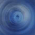 Fast Blue Circle by jojobob