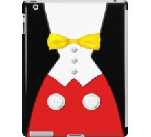 Mickey Mouse- Theme Parks Costume iPad Case/Skin