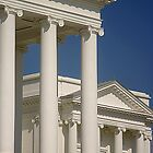 Virginia State Capitol, Richmond, VA by Arteffecting