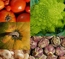 Five Vegetables by jojobob
