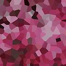 Small Pink Crystals by jojobob