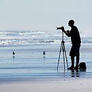 Photographing The Photographer by Lee  Gill