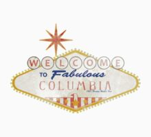 Welcome to Columbia - Textured by Adam Angold