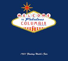 Welcome to Columbia - Normal (iPad) by Adam Angold