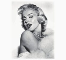 Marilyn Monroe by supremedesigns