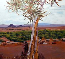 Quiver tree 1 by Beth Neden