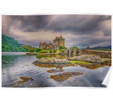 Eilean Donan Castle 4 Poster