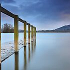 Llangorse Lake - 04 by Paul Croxford