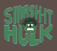 Smash It, Hulk! by a745