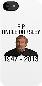 RIP Uncle Dursley by ScottW93