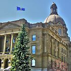 Alberta&#x27;s Legislature by Erykah36