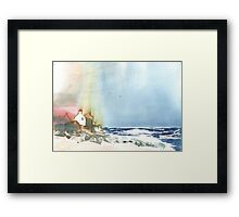 Whitehills 2, Scotland - 2013 Framed Print