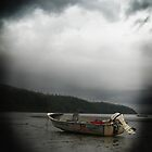 Ghost Boat by AmandaMunsell