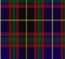 01459 Tantallon #2 Fashion Tartan Fabric Print Iphone Case by Detnecs2013