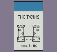 The Twins Monopoly Location by huckblade