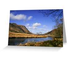 Glenveagh National Park Greeting Card