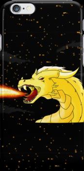Dragon's breath by BarbaraJHarris