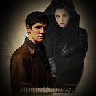 Merlin & Morgana by SourWolf06