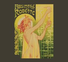 absinthe robette II by coquillage