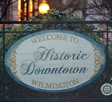 Welcome To Wilmington by Cynthia48