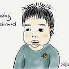 Baby Edmund by littlearty