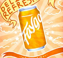 Faygo -- It's Miraculous! by FluffyBusStudio