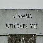 Alabama Welcomes You! by ArtistJD