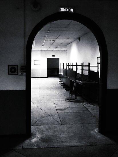 eigth floor two by Nikolay Semyonov